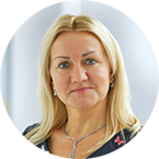 mgr Ewa Romankiewicz : Zastępca Dyrektora ds. Pielęgniarstwa, Pełnomocnik ds. Jakości
