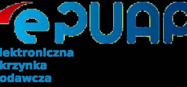Przesyłanie korespondencji przy użyciu Elektronicznej Skrzynki Podawczej (ESP) na platformie ePUAP