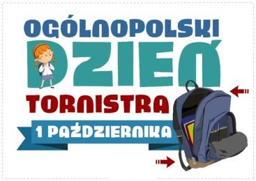 1 października obchodzimy Ogólnopolski Dzień Tornistra