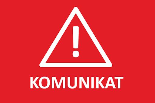 Bieżący komunikat ws. zasad udzielania świadczeń medycznych w Wojewódzkim Specjalistycznym Szpitalu Dziecięcym w Olsztynie