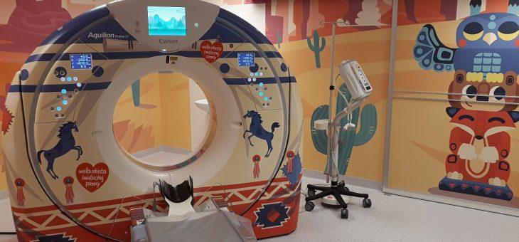 Zapraszamy do naszej Pracowni Tomografii Komputerowej
