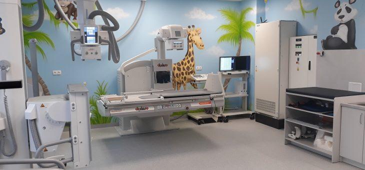 Nowe oblicze diagnostyki obrazowej w olsztyńskim Szpitalu Dziecięcym – film
