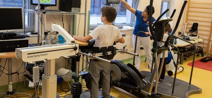 Rehabilitacja lecznicza – film
